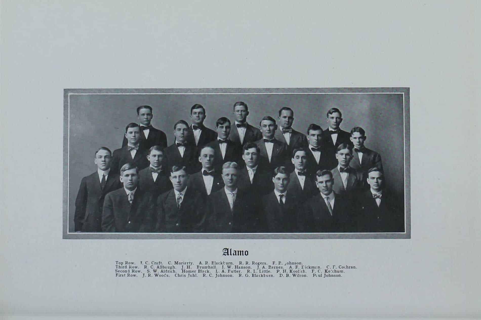 1911 Alamo Club