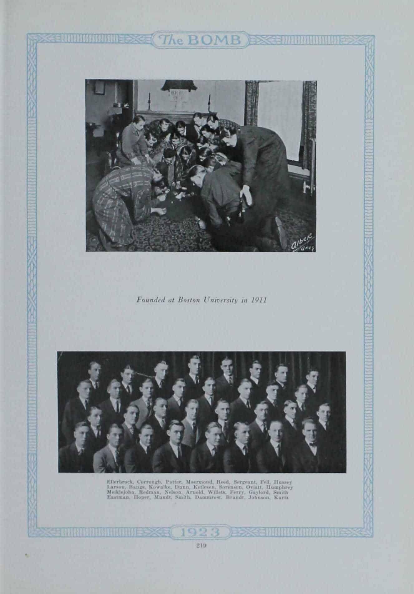 1922 Lambda Chi Alpha