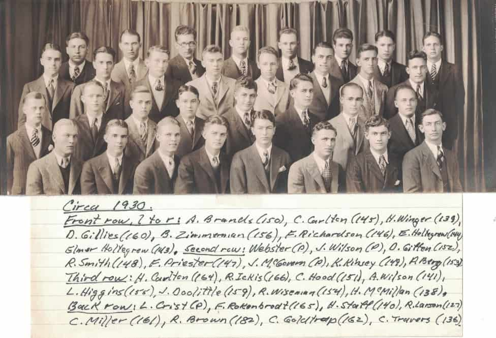 1930 Group Picture