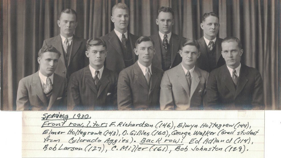 1930 Spring Group Picture