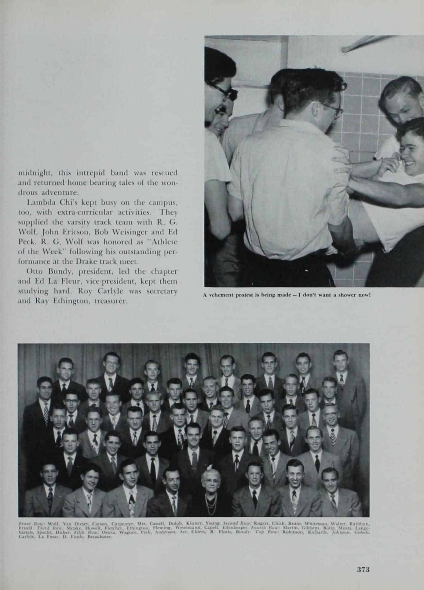 1950 Iowa State Yearbook p.2