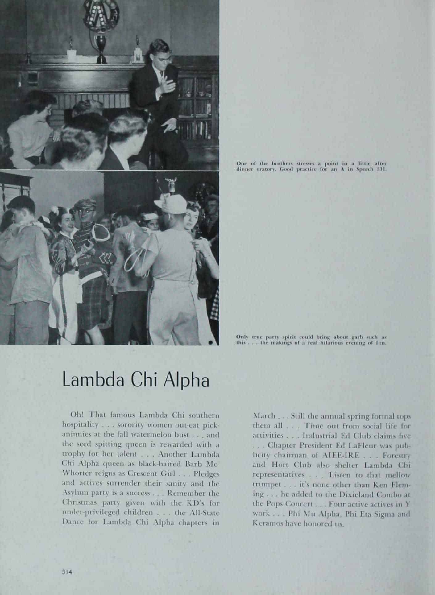 1951 Iowa State Yearbook p.1