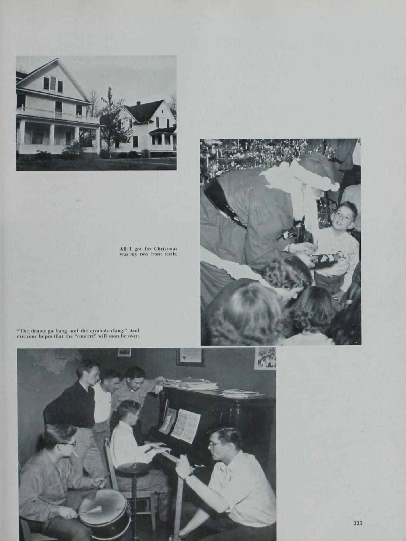 1952 Iowa State Yearbook p.2
