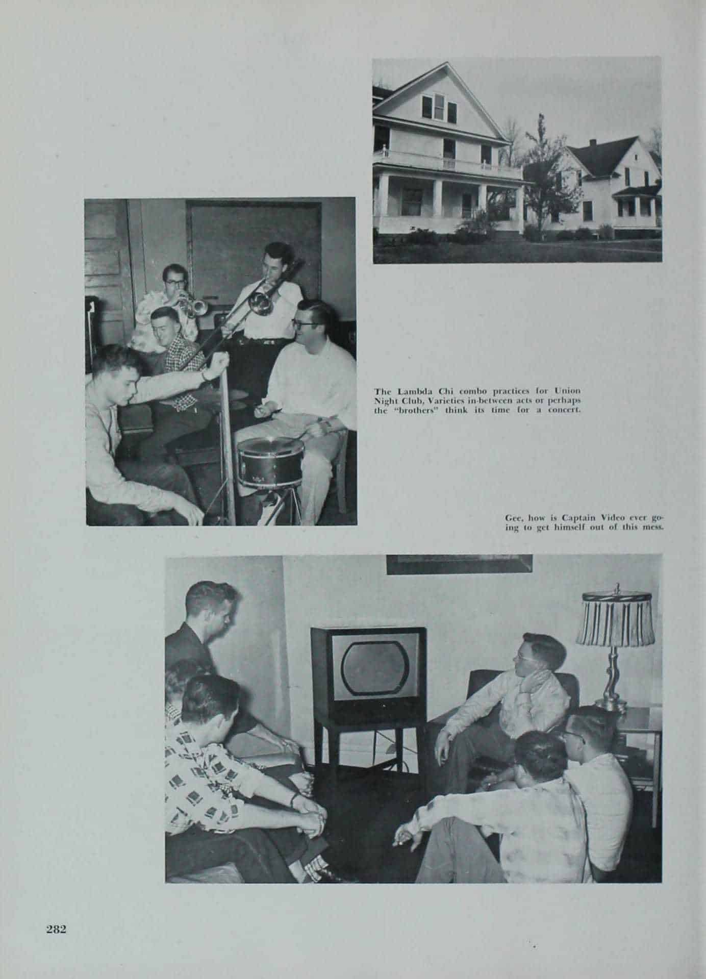 1953 Iowa State Yearbook p.2