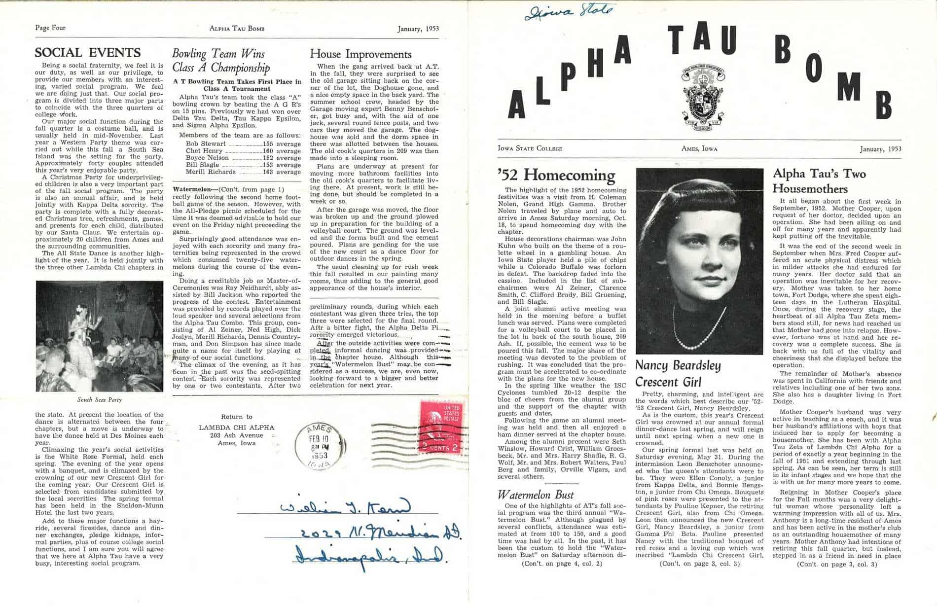 1953 January AT Bomb p.1&4