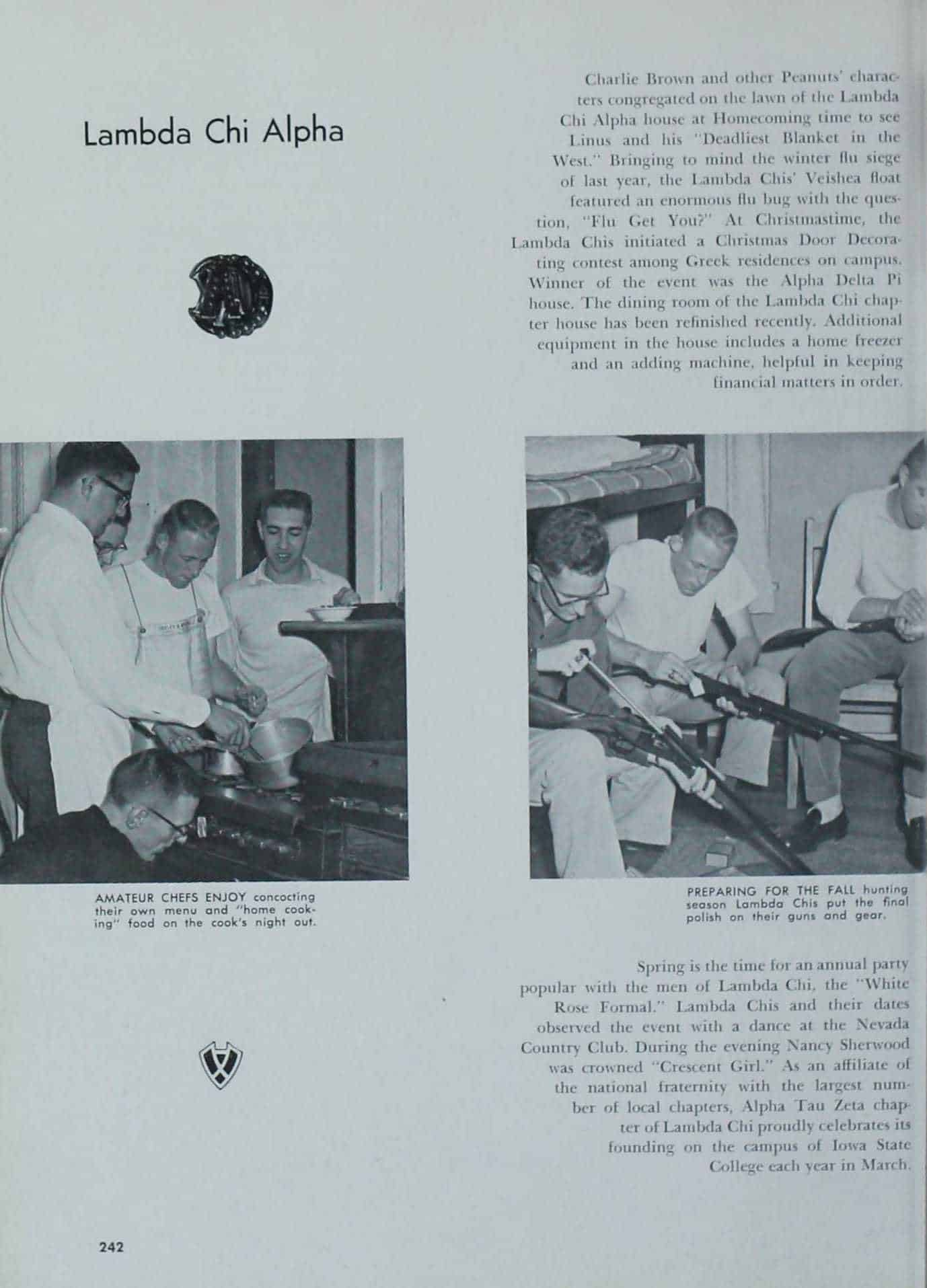 1959 Iowa State Yearbook p.1