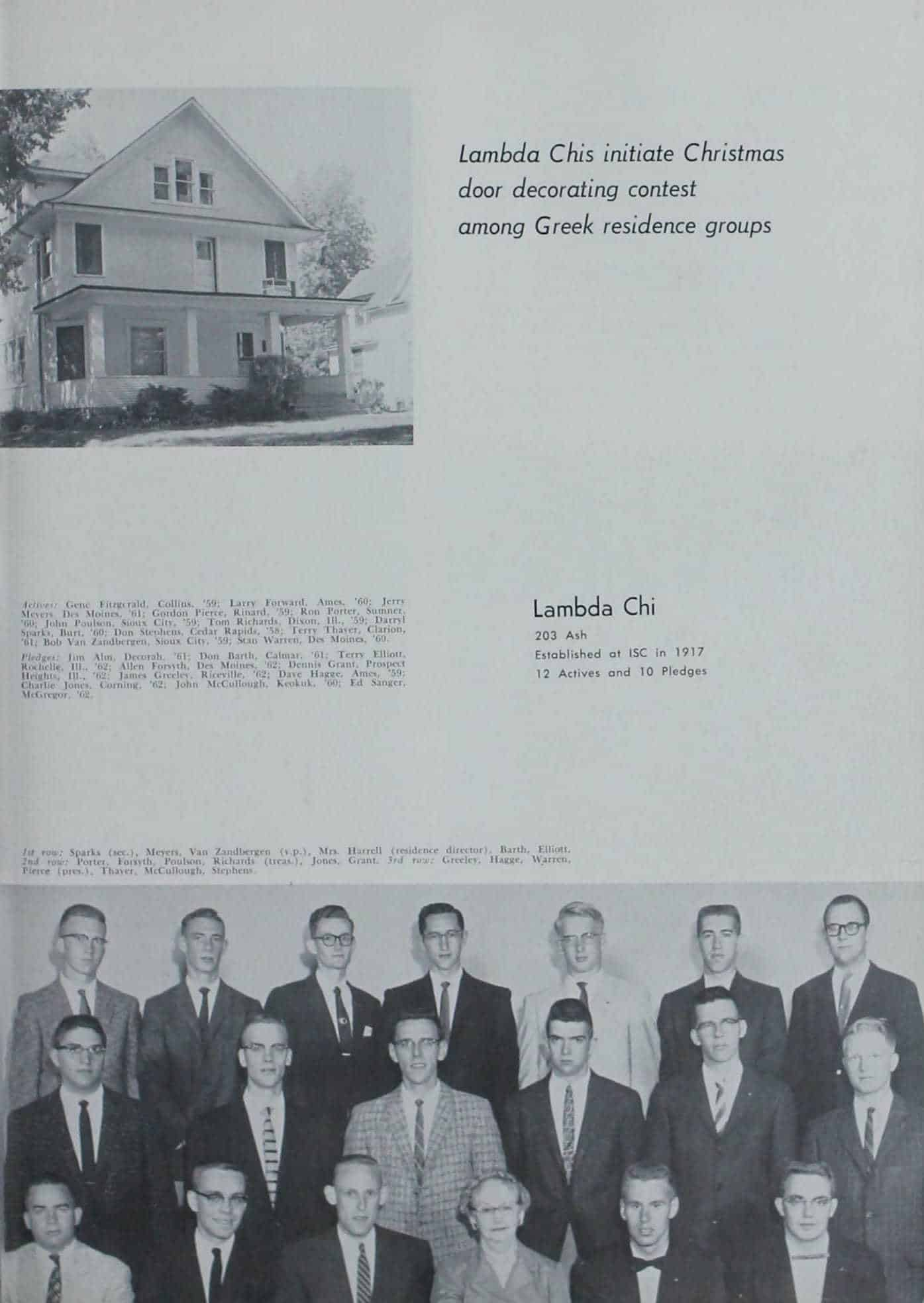 1959 Iowa State Yearbook p.2