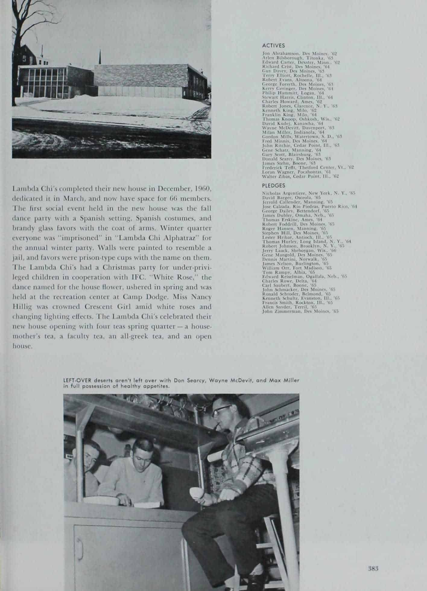 1962 Iowa State Yearbook p.2