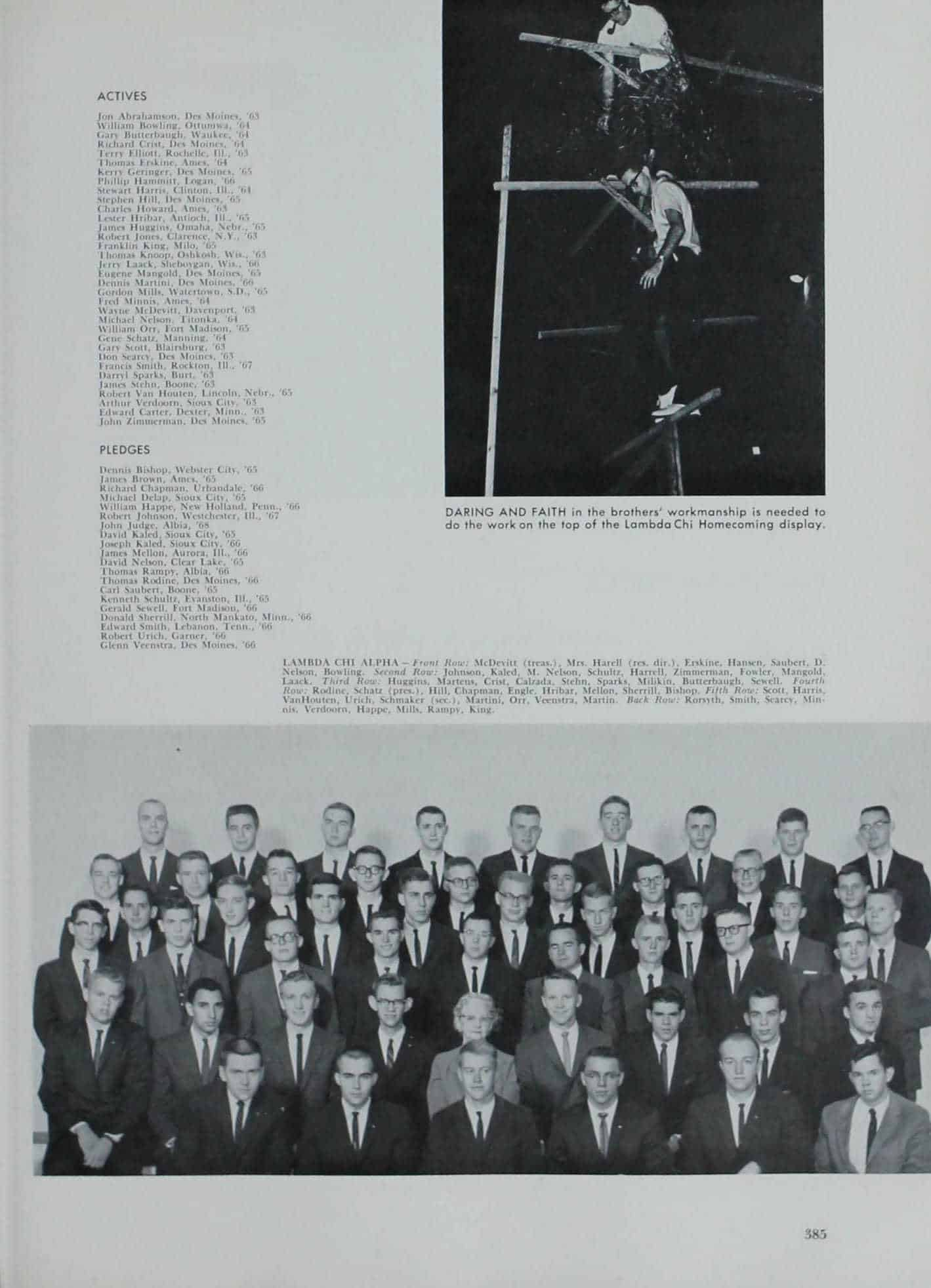 1963 Iowa State Yearbook p.2