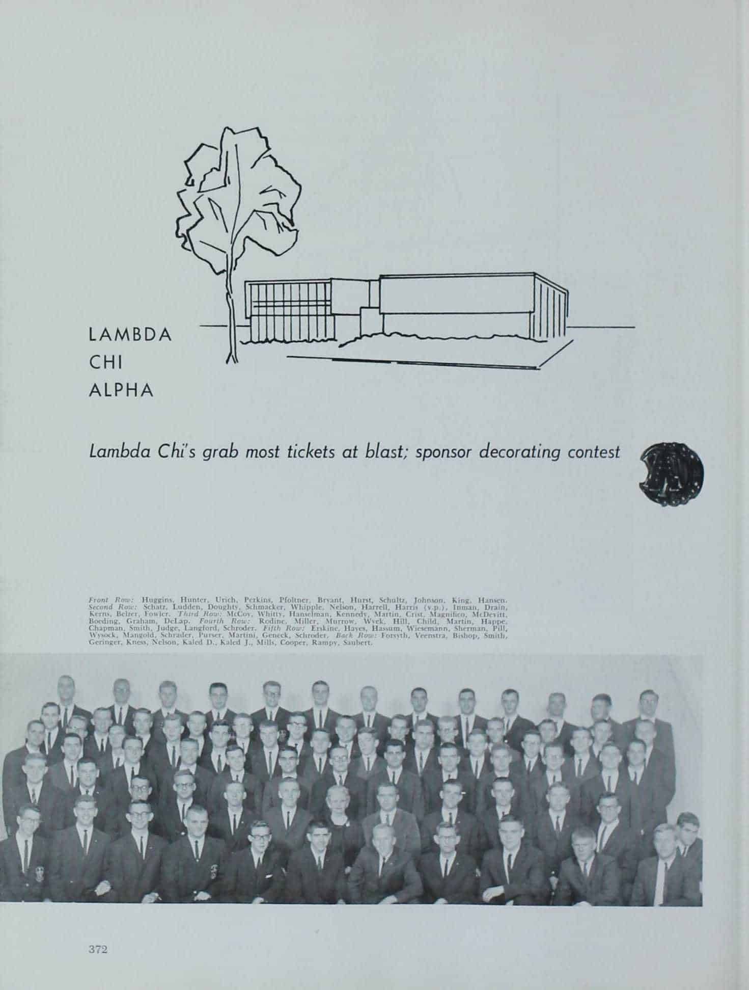 1964 Iowa State Yearbook p.1