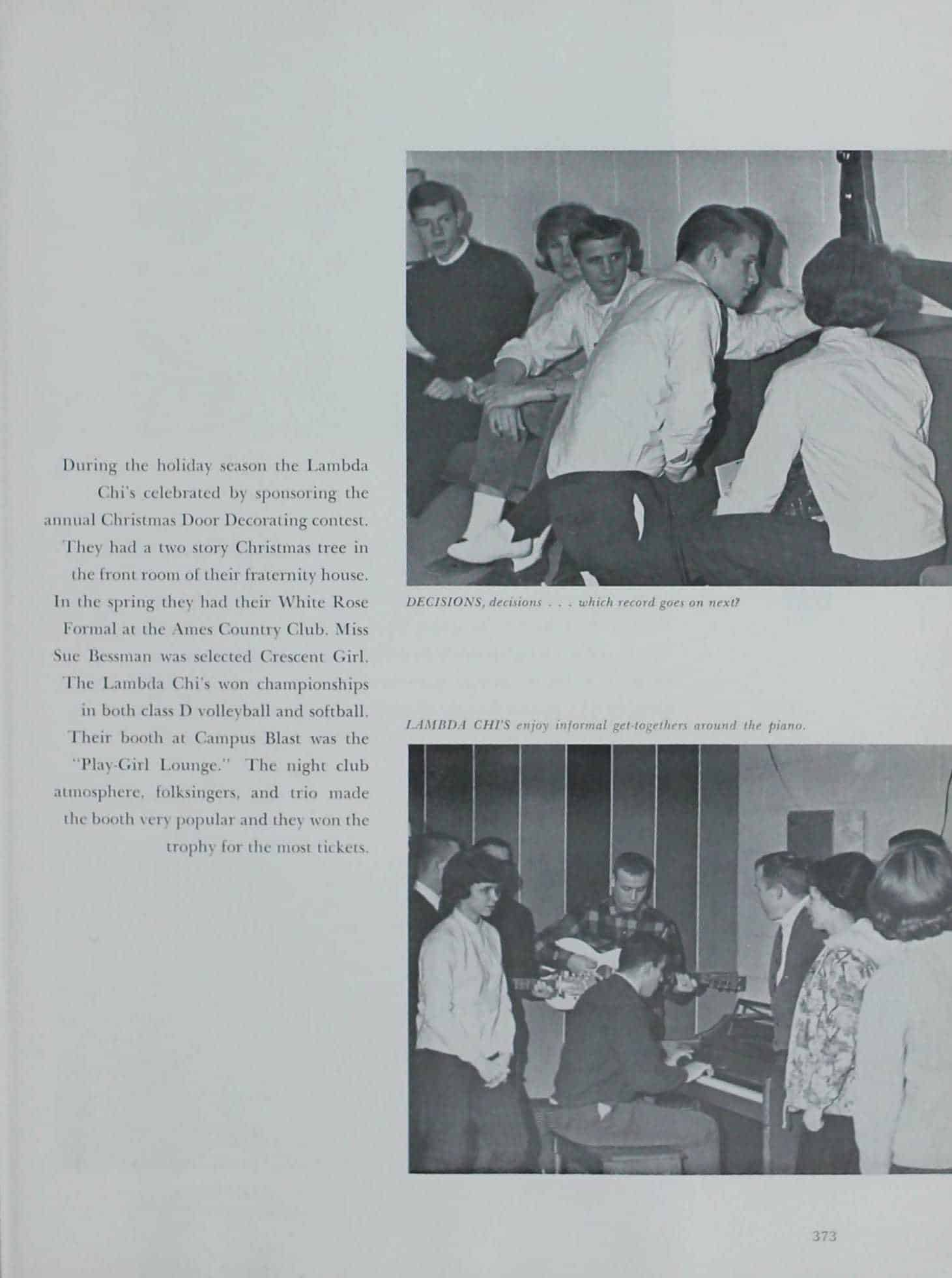 1964 Iowa State Yearbook p.2