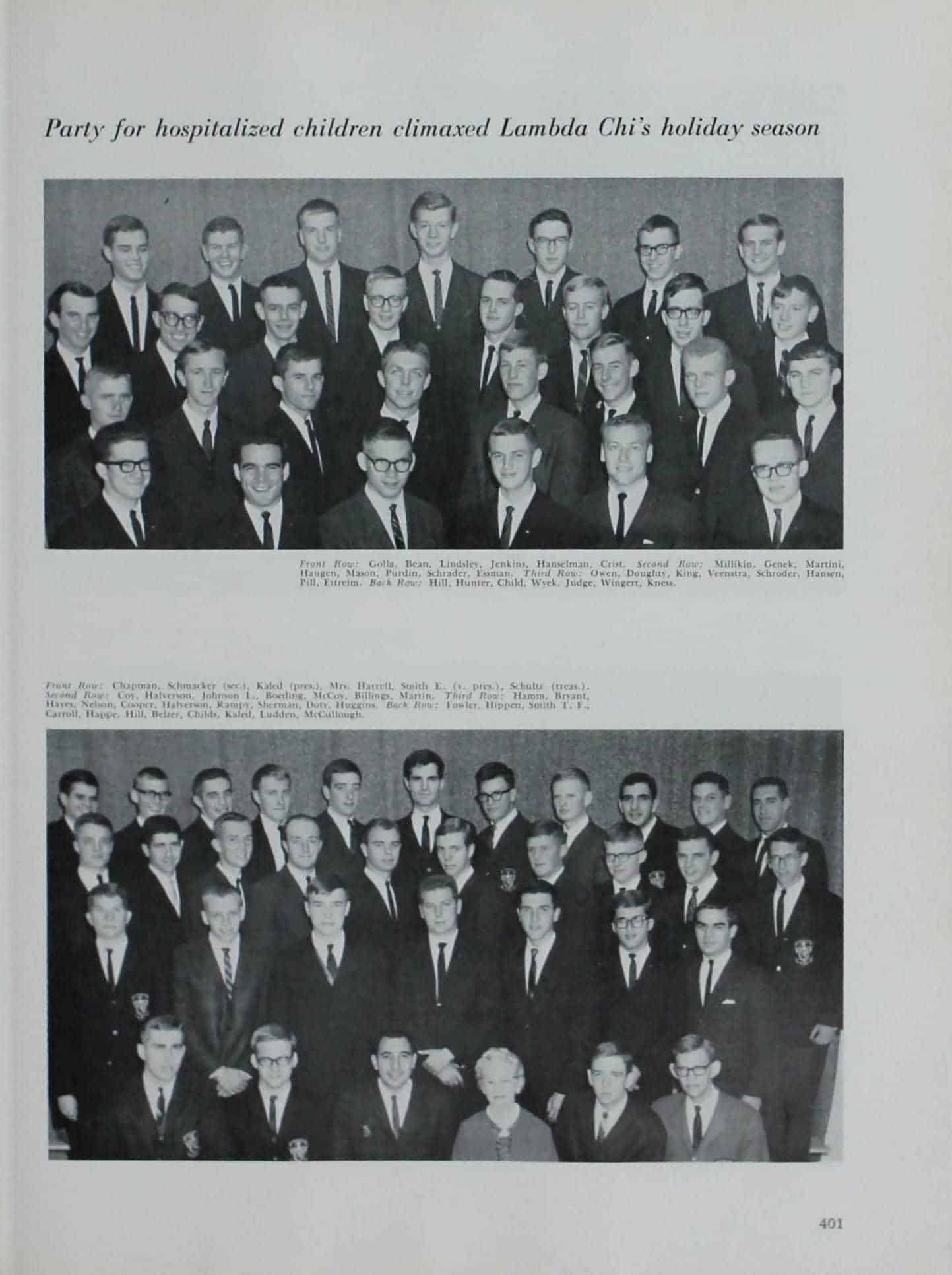 1965 Iowa State Yearbook p.2