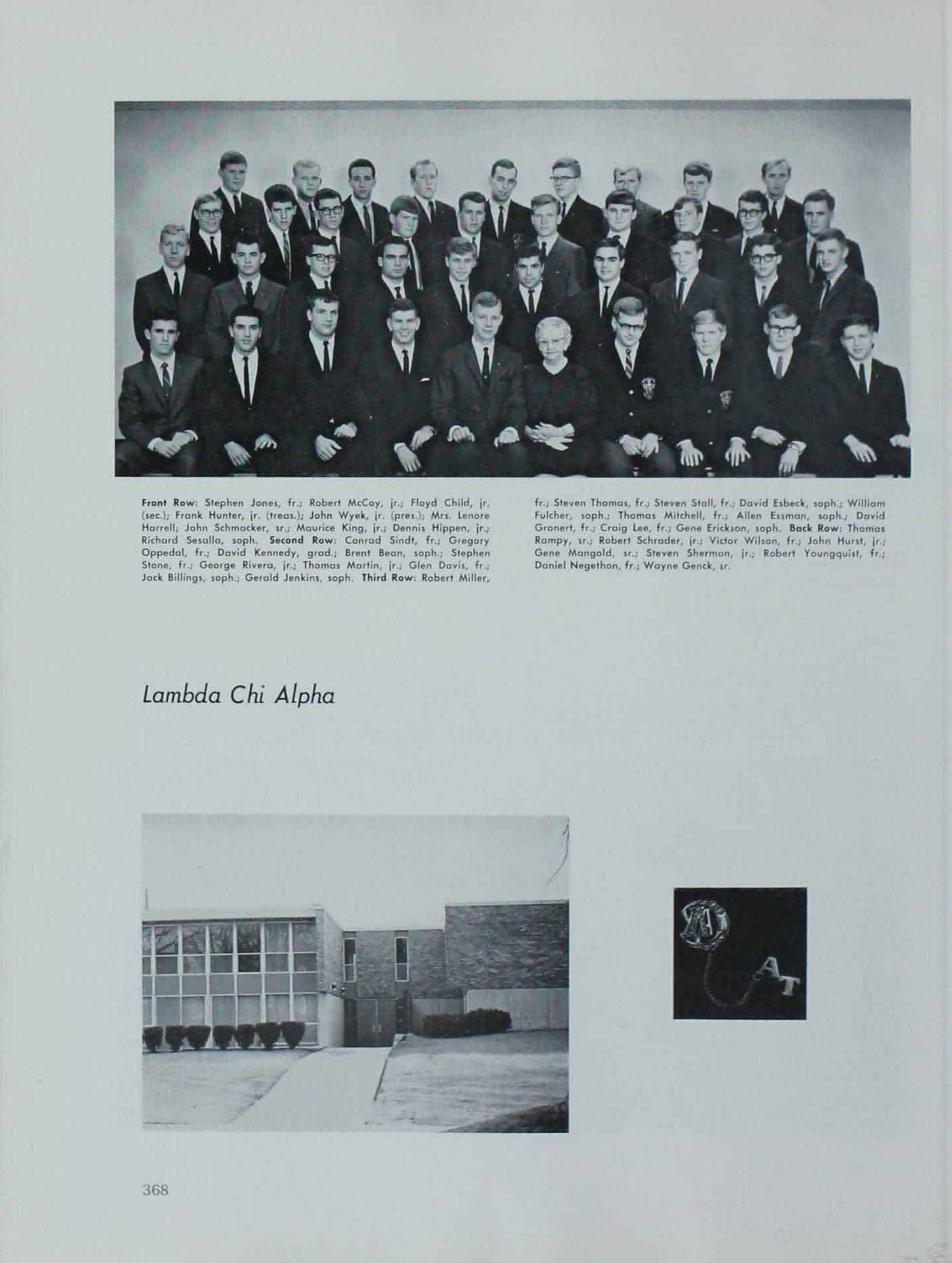 1966 Iowa State Yearbook p.1