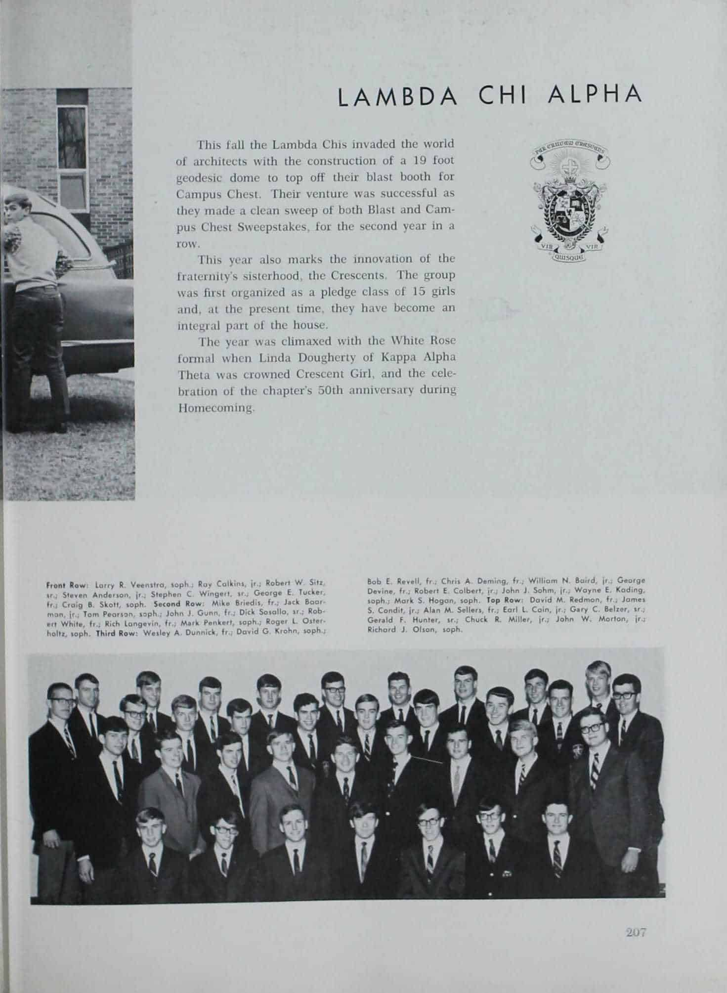 1968 Iowa State Yearbook p.2