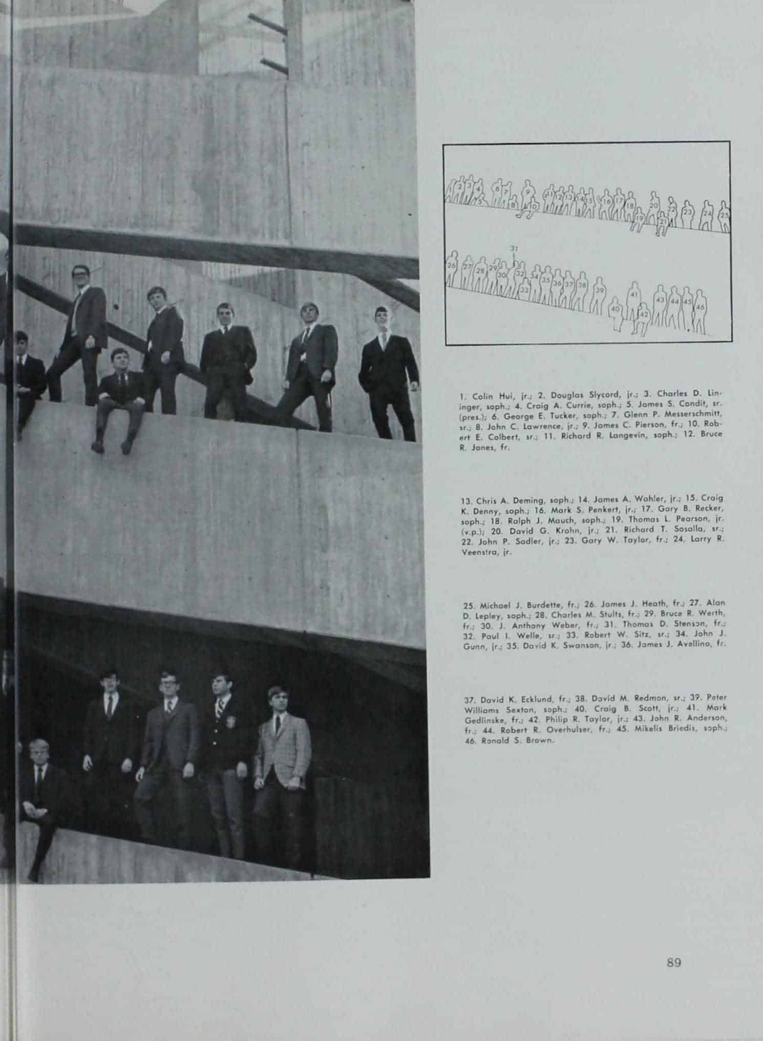 1969 Iowa State Yearbook p.2