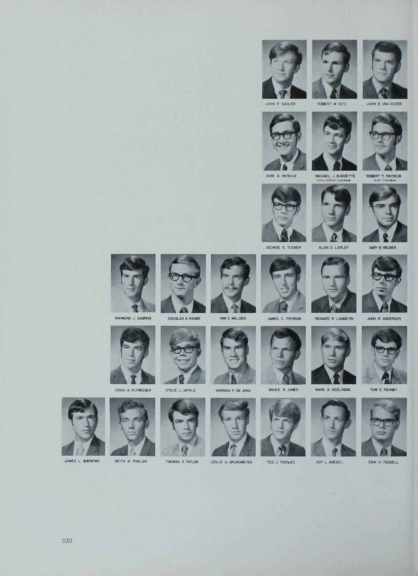 1970 Iowa State Yearbook p.1