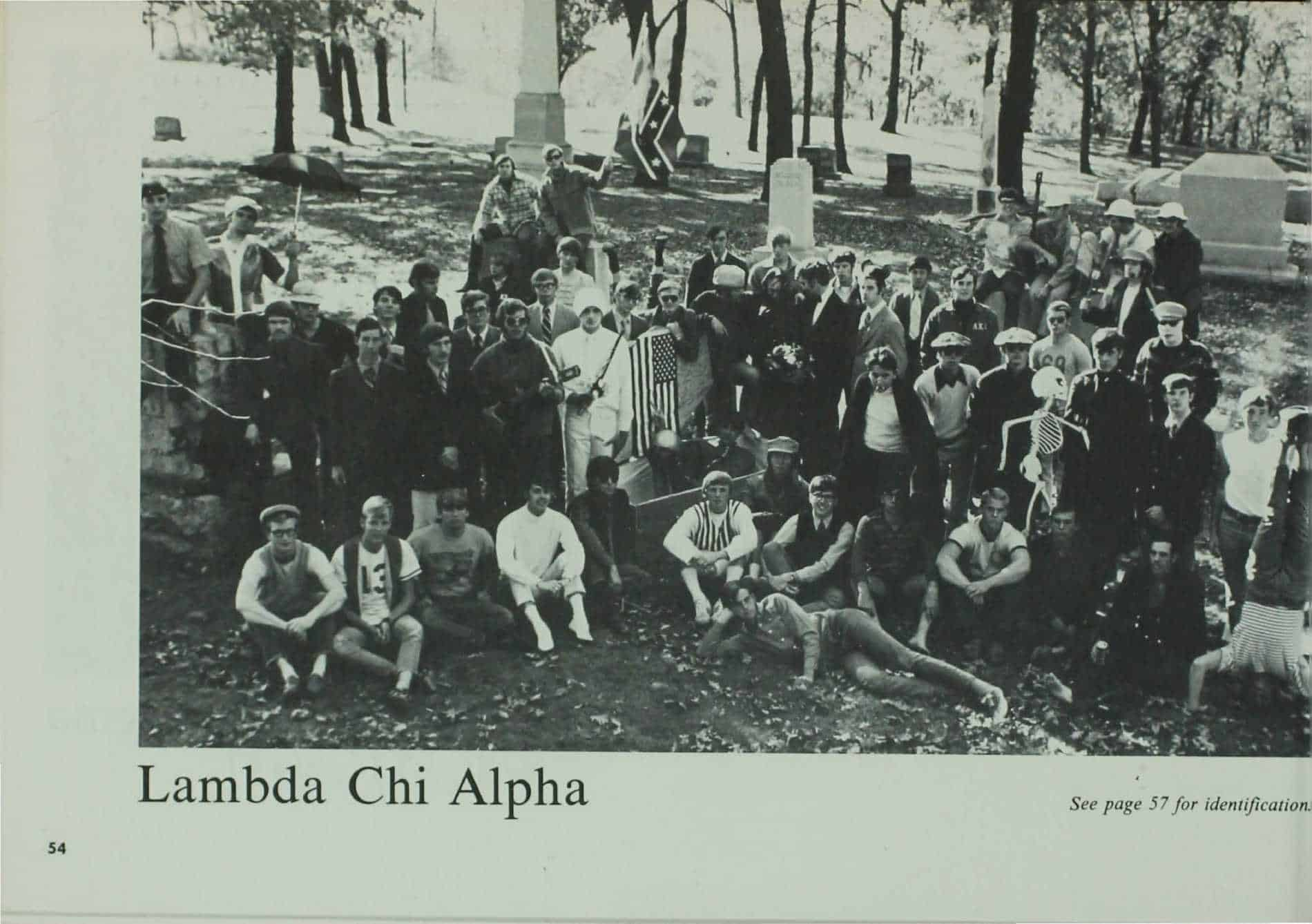 1971 Iowa State Yearbook p.1