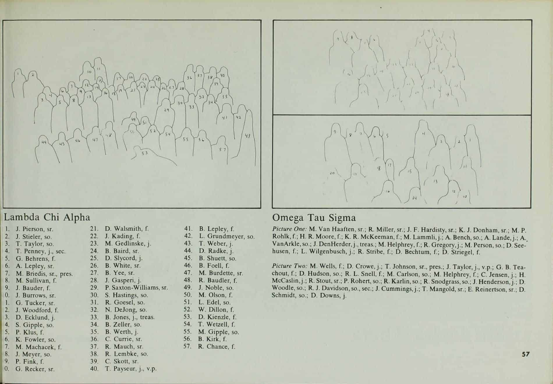 1971 Iowa State Yearbook p.2