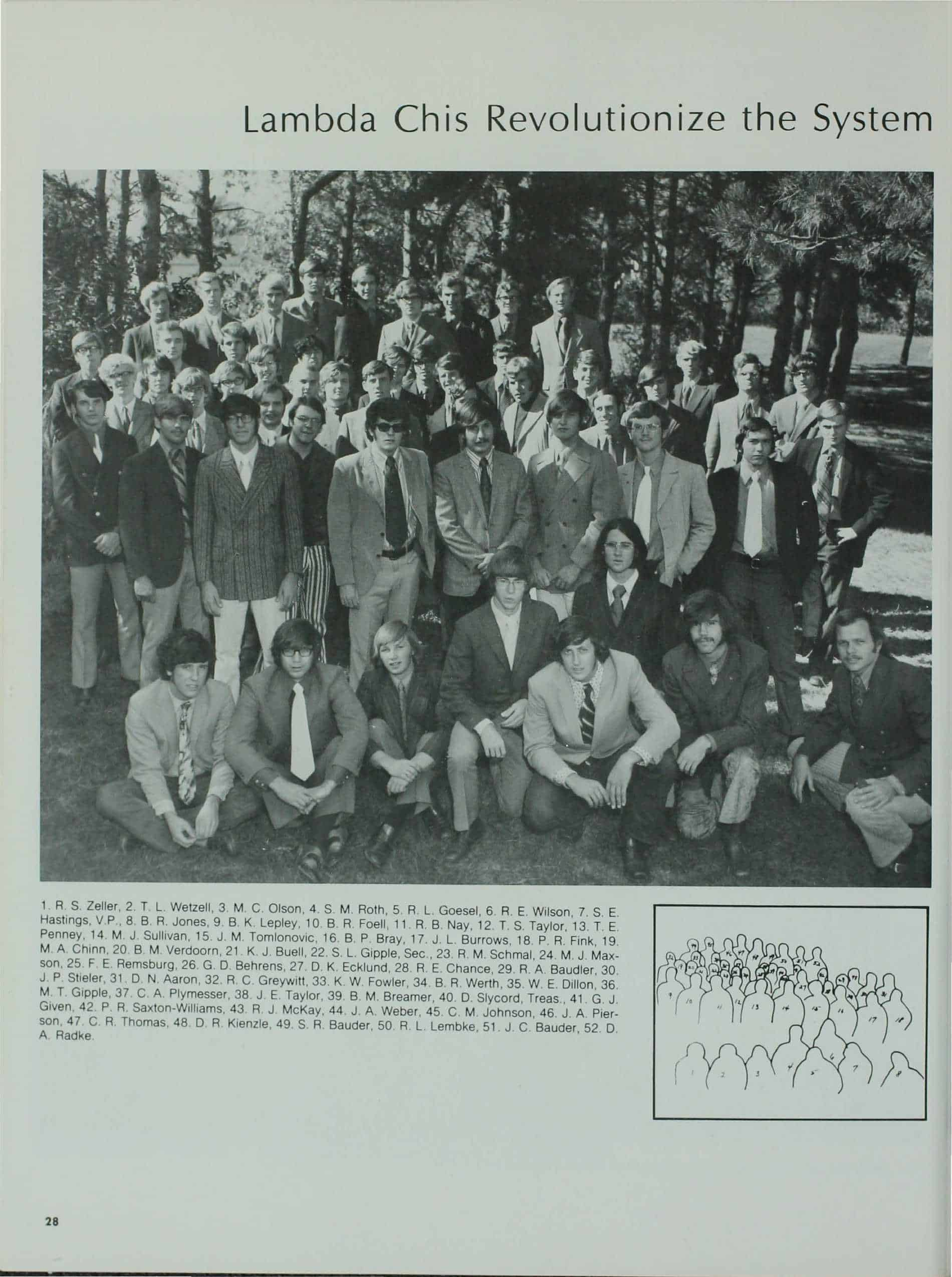 1972 Iowa State Yearbook p.1