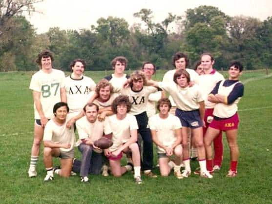 1973 Fall Intramural Football