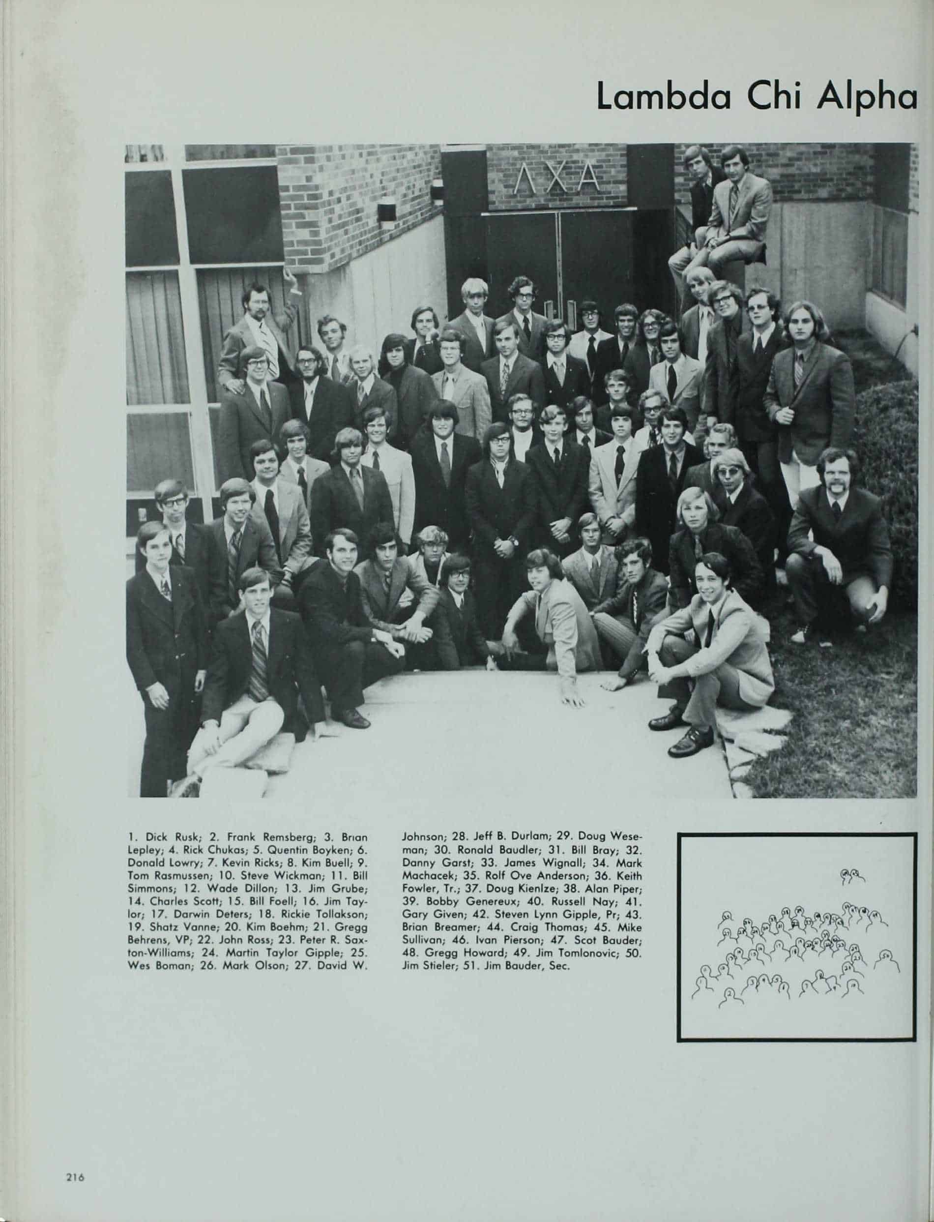 1973 Iowa State Yearbook