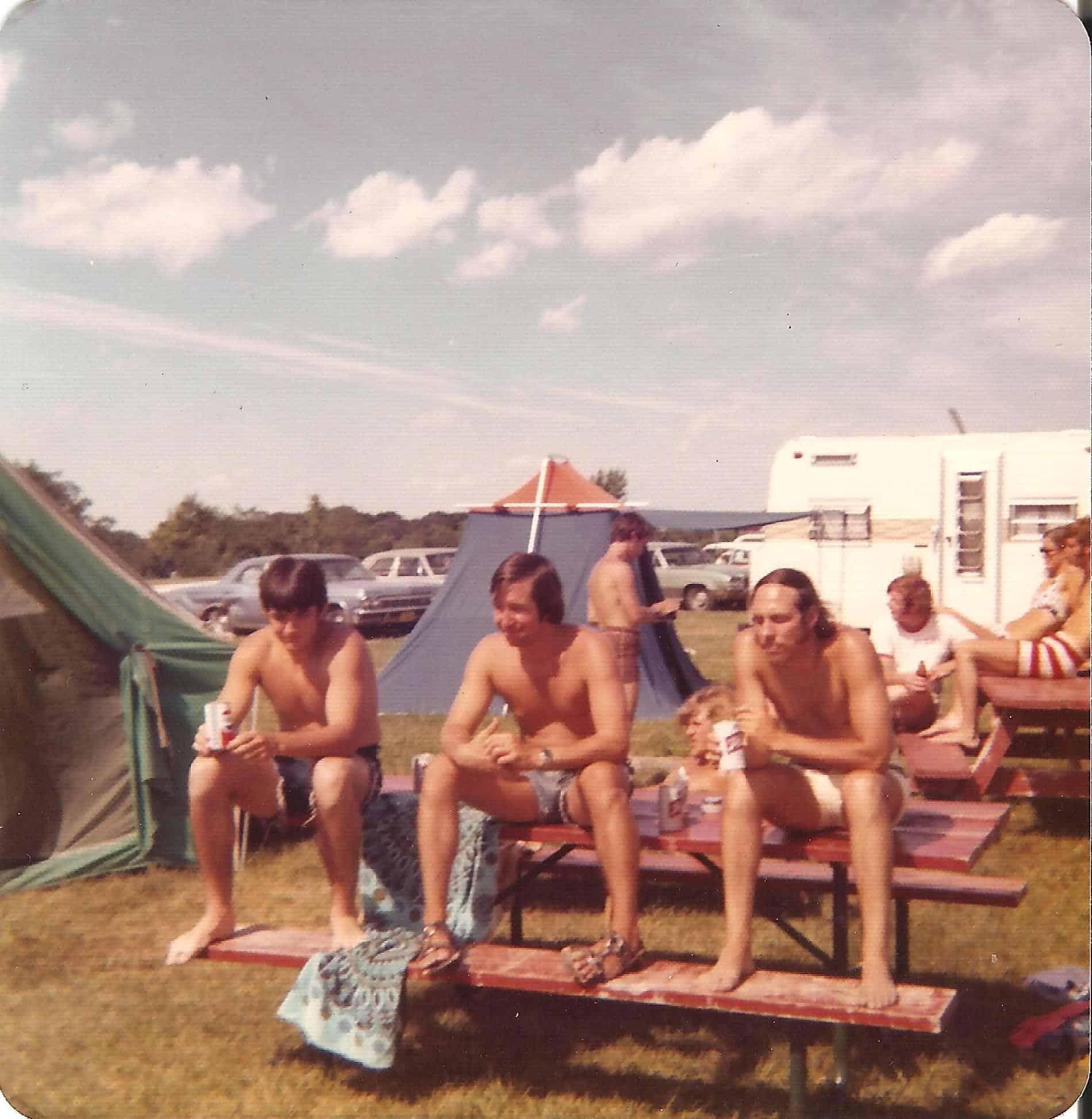 1973 Summer Picnic