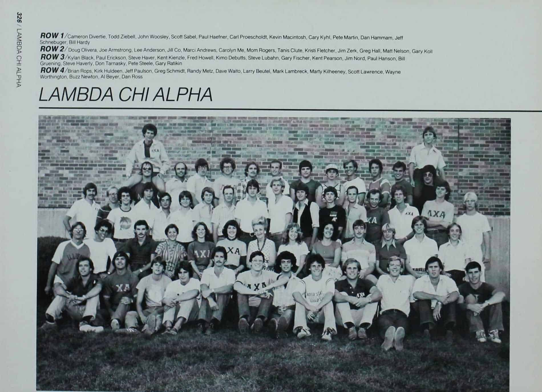 1980 Iowa State Yearbook