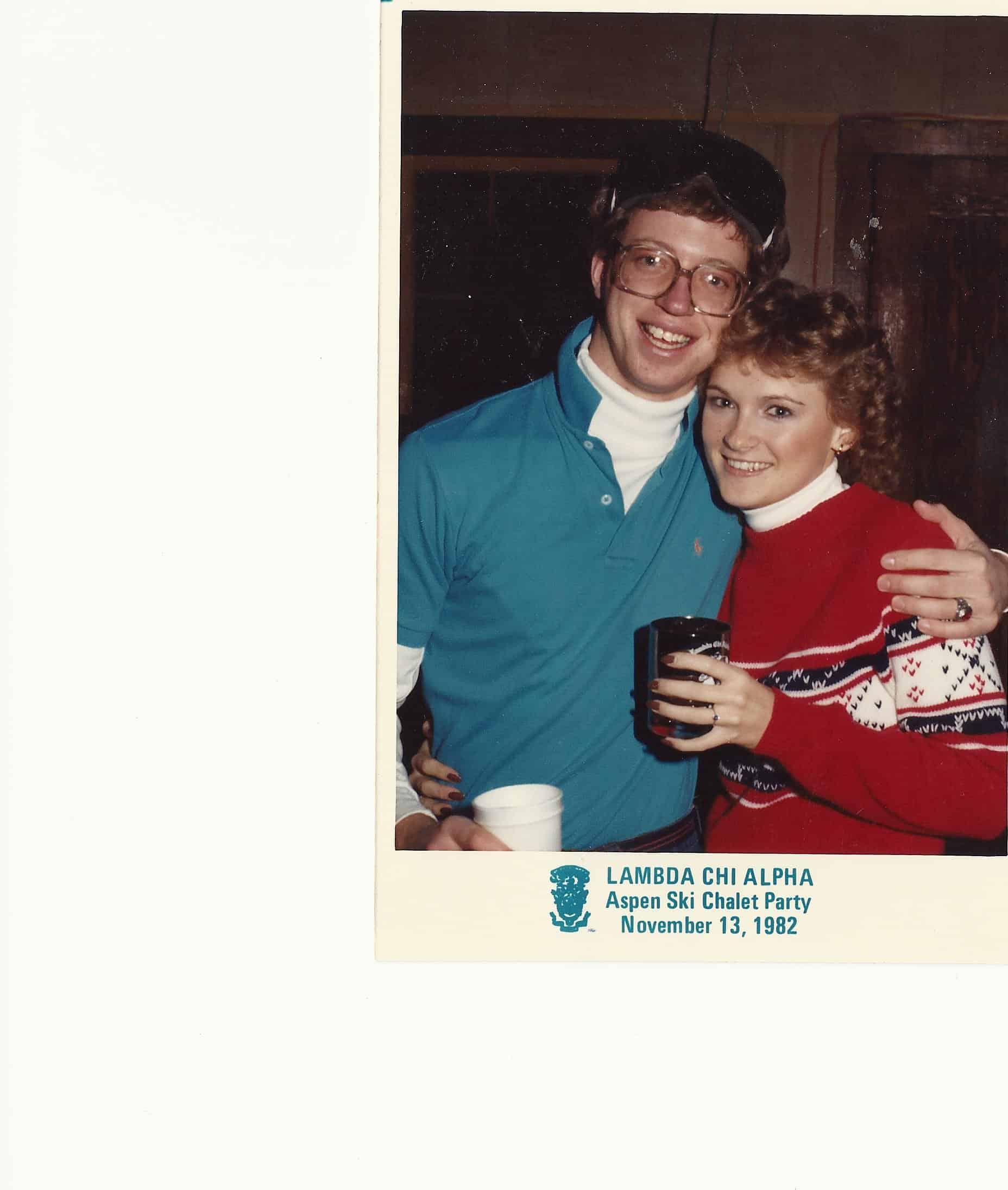 1982 Aspen Ski Party (Imhoff)