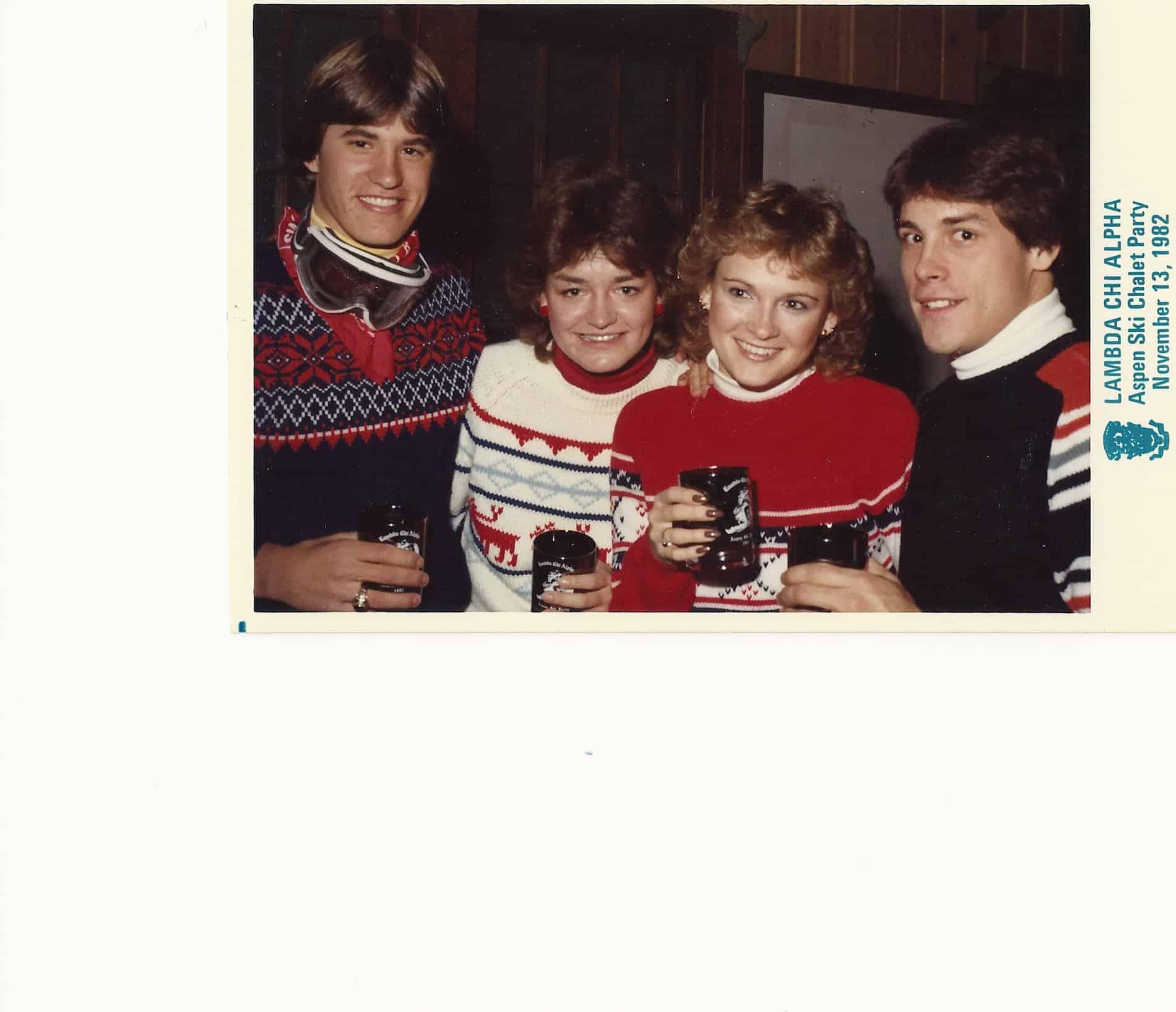 1982 Aspen Ski Party (Sankot)