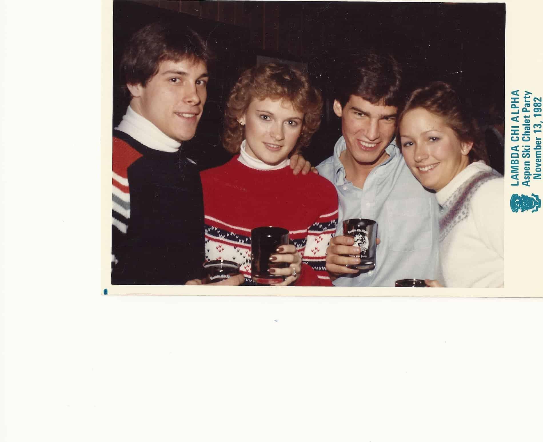 1982 Aspen Ski Party (Willar)