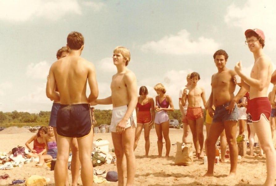 1983 Beach Party