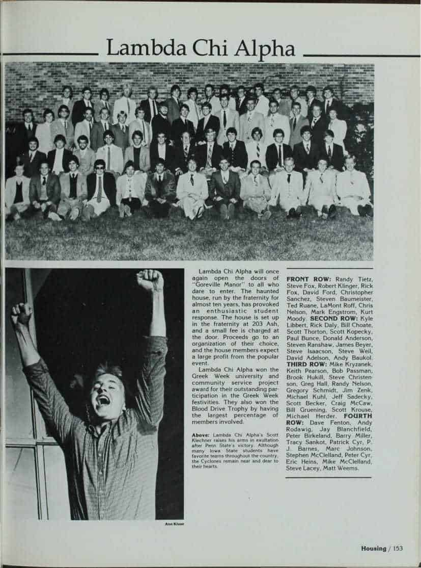 1983 Iowa State Yearbook