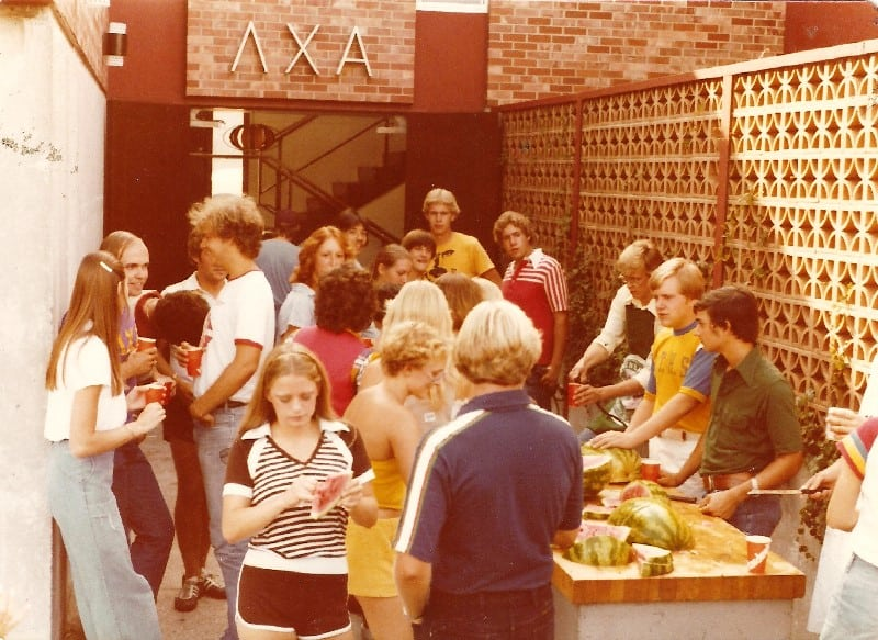 1983 Social Event