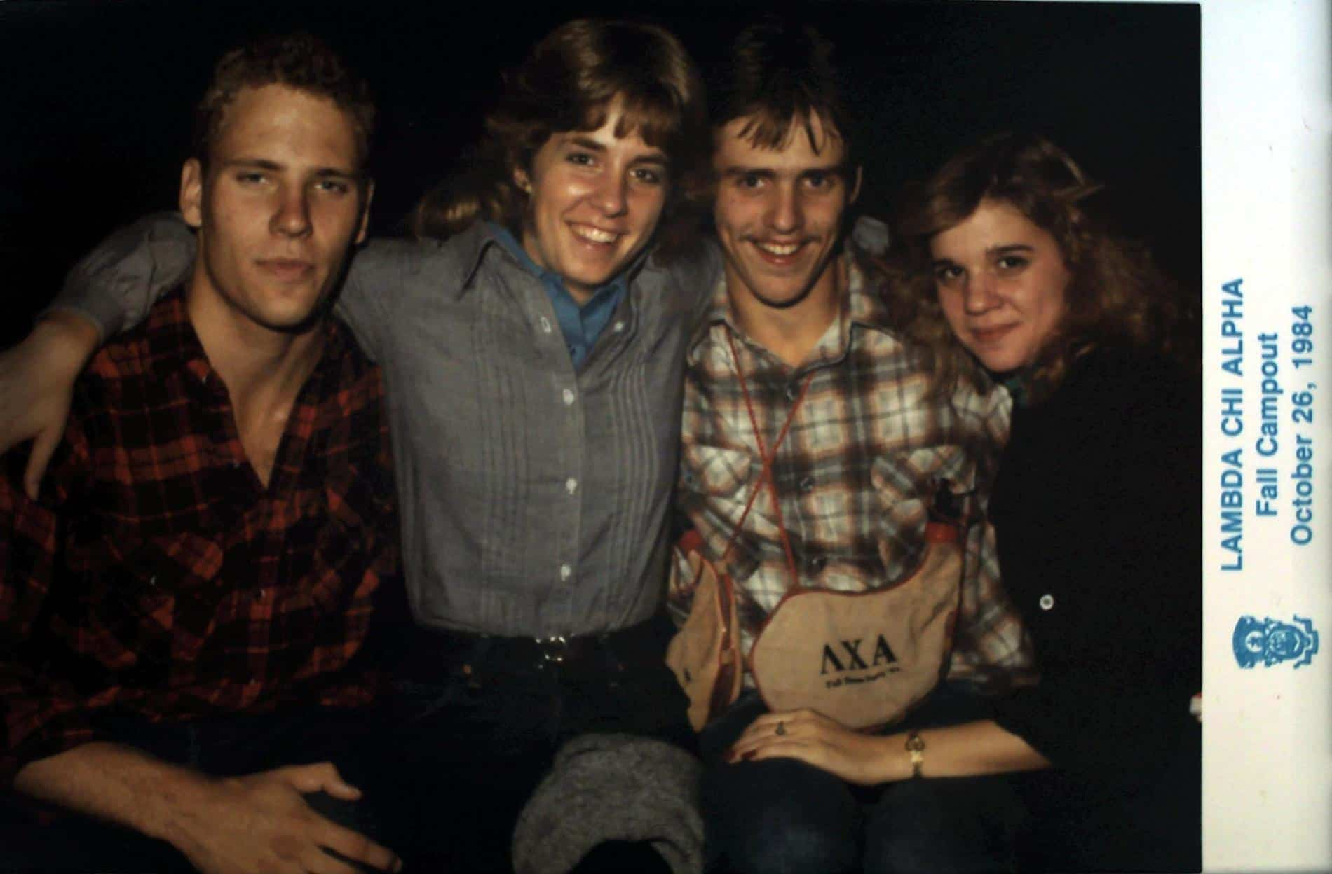 1984 Fall Campout