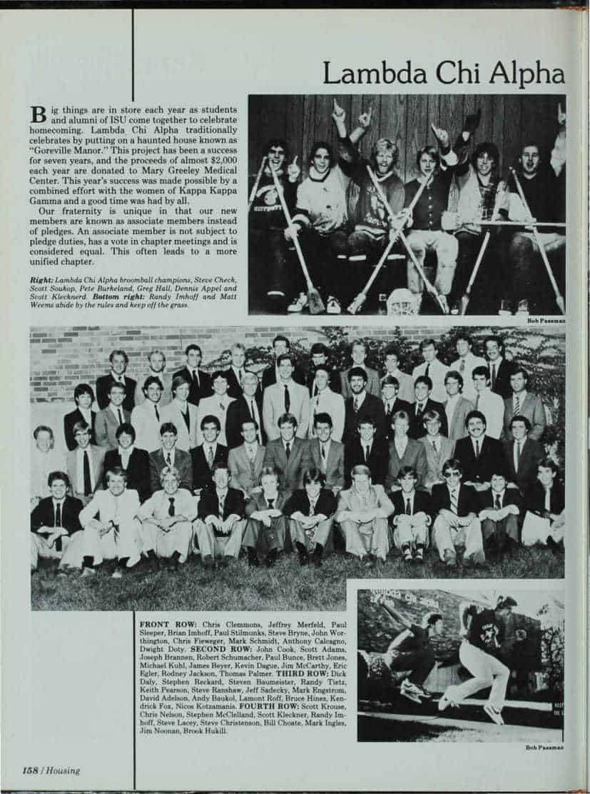 1984 Iowa State Yearbook