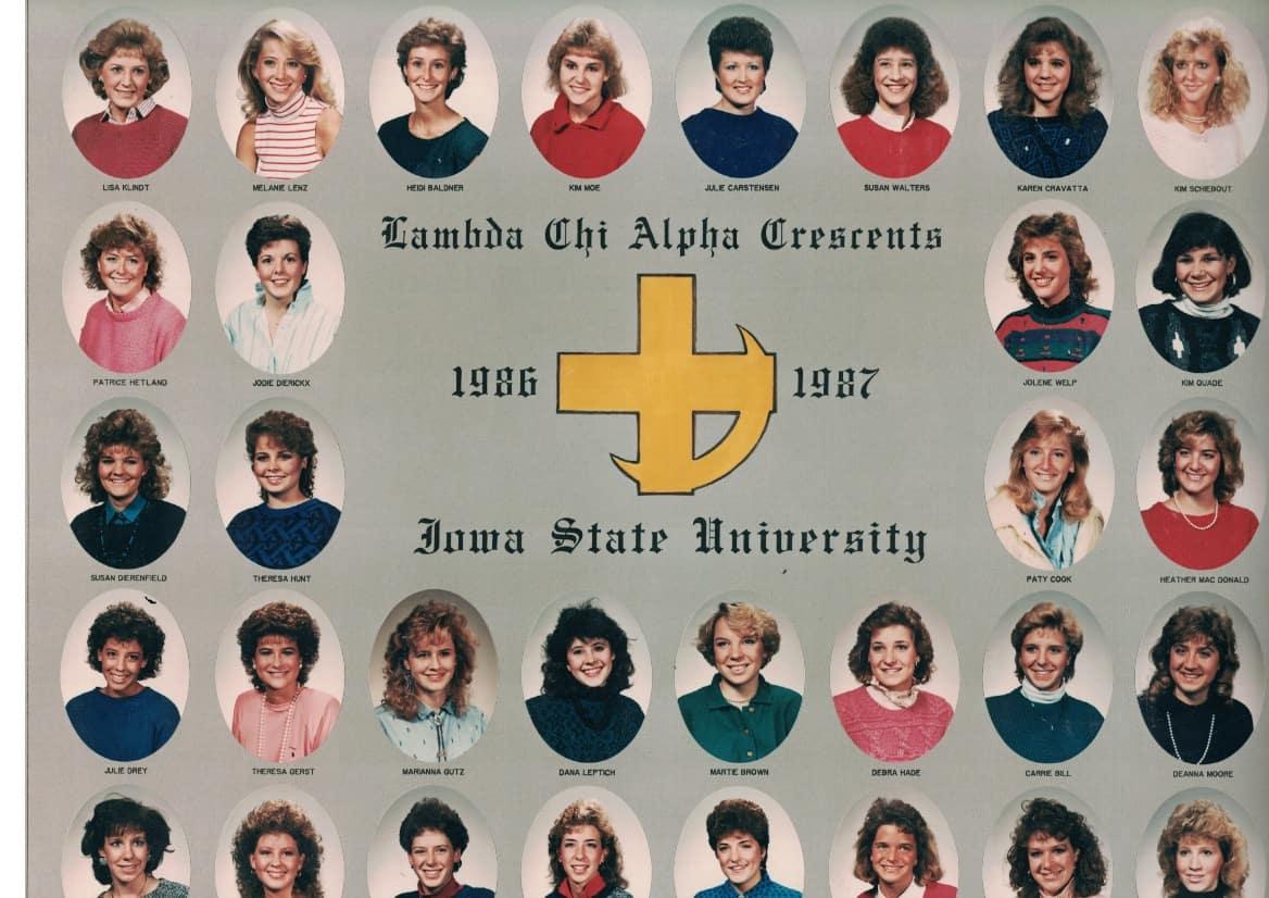 1986 Crescents