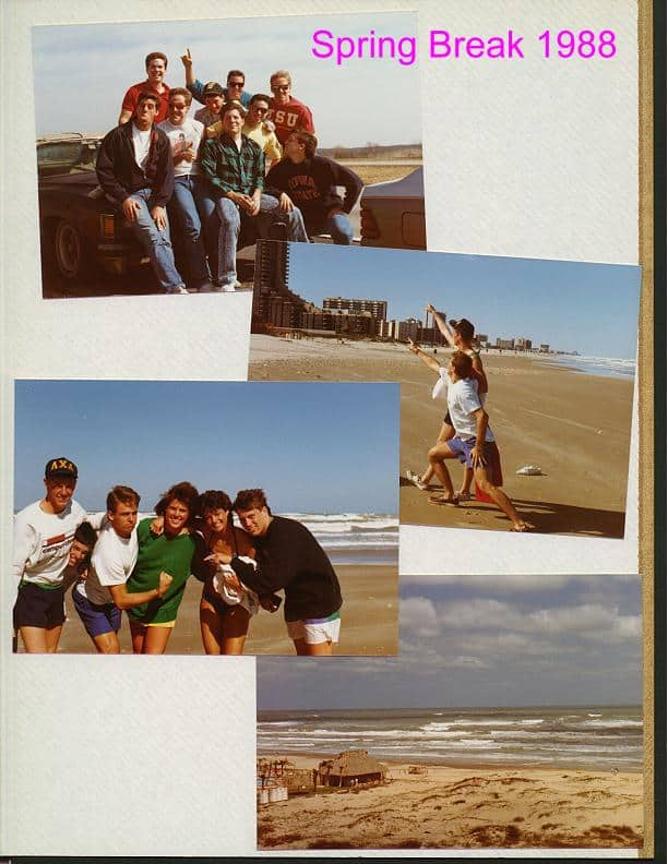 1988 Spring Break