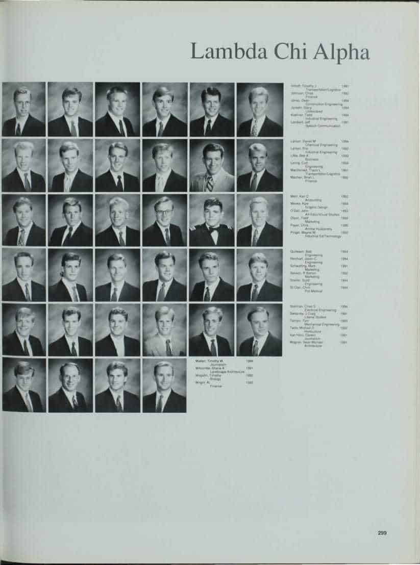 1991 Iowa State Yearbook p.2
