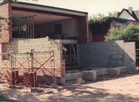 1996 Chapter House Renovations