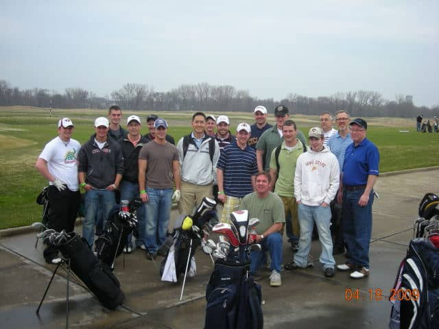 2008 VEISHA Golf Outing