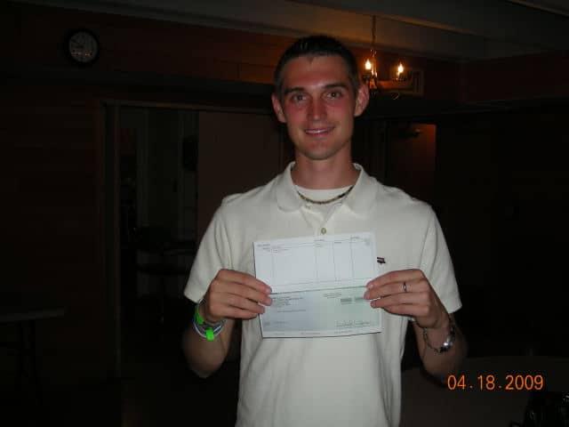 2009 Scholarship Award