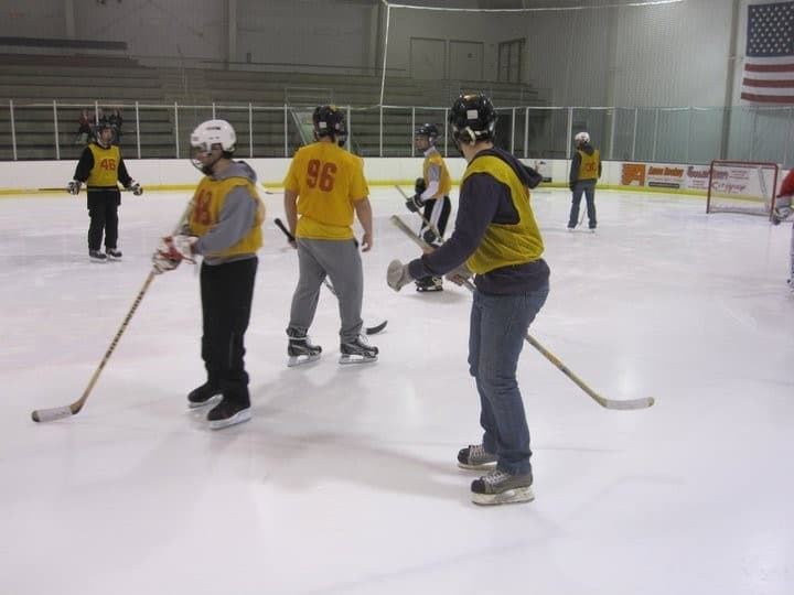 2011 Intramural Hockey