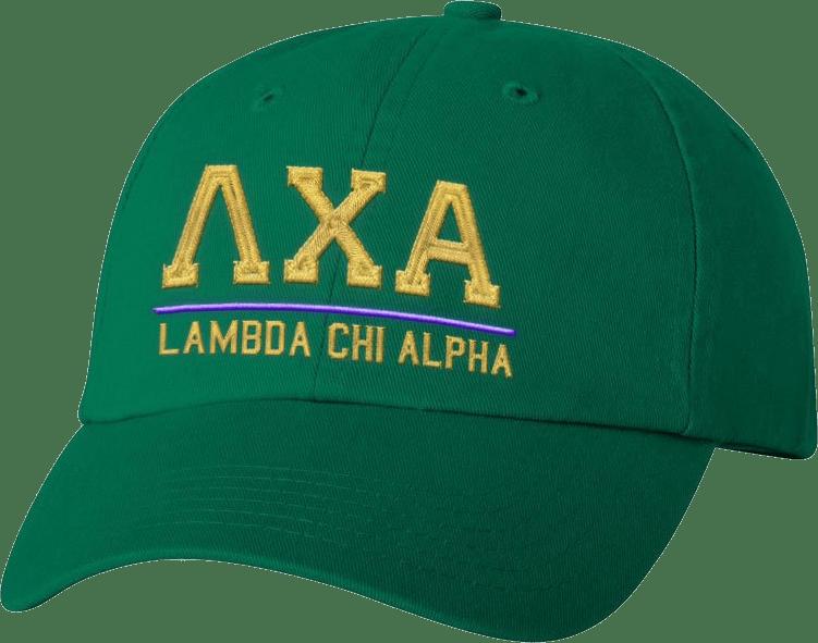 Lambda Chi Alpha Alumni Hat